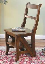 Folding Library Ladder Chair [ID 3167867]