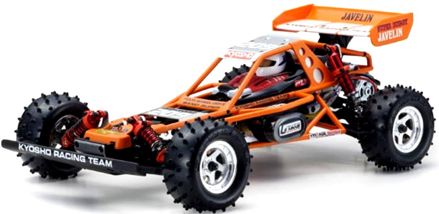 Kyosho 30618 Javelin 1-10 4WD Set Kit Legendary Series
