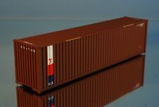 "Athearn 40' Highcube Container ""ICS / TRANSAMERCIA LEASING"" ICSU 6912889"
