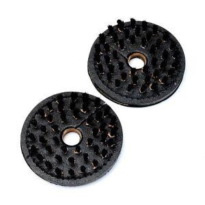 Elico-Leather-Cheek-Guide-Bristle-Bit-Burr-SINGLE-Worldwide-Shipping