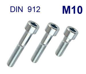 Edelstahl Inbusschrauben Linsenkopf DIN//ISO 7380 M4x8mm 20 Stück ROSTFREI