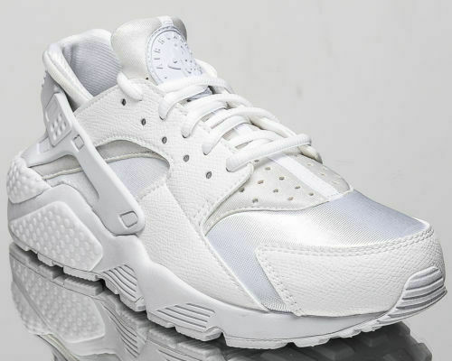 962bfd3f0cf76 Sz 6 WMNS Nike Air Huarache Run White Shoes 634835 108 for sale online