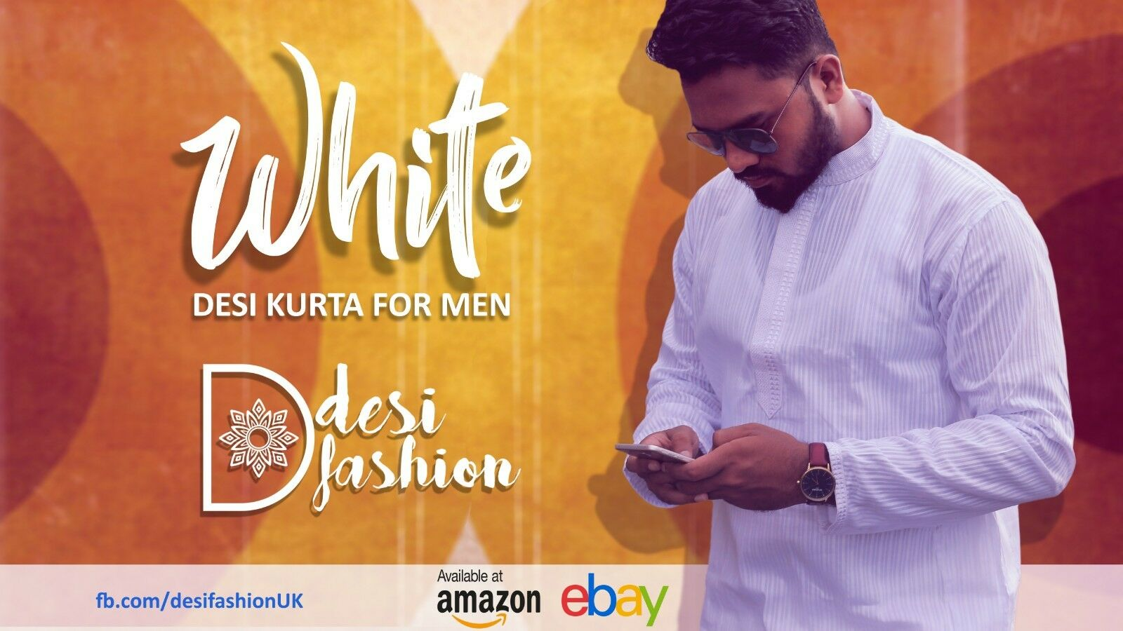 White Kurta for Men - Cotton & Stylish fit for Weddings, Parties or Festival
