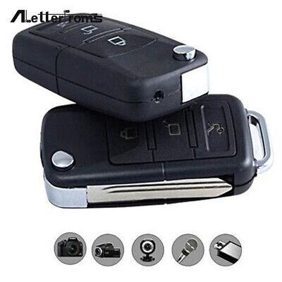 Mini Car Key Fob DVR Camera Hidden Spy Video Recorder Motion Detection DV【US】