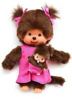 Monchhichi Mother Care/baby Mcc Original Sekiguchi Monchichi Monkey Doll Toy