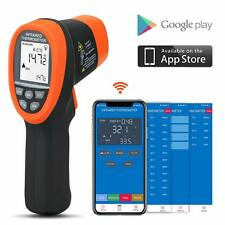 Digital Infrared Thermometer Non Contact Laser Pyrometer Temperature Meter Gun