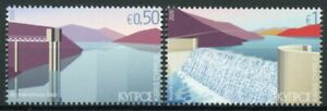 Cyprus Architecture Stamps 2020 MNH Water Reservoirs & Dams 2v Set