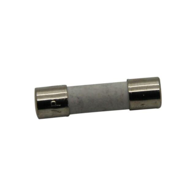 10x ZCT-0.16A Fuse fuse time-lag ceramic 160mA 250VAC 5x20mm 522.709 ESKA