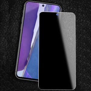 Frosted Tempered Glass Anti-Spy Screen Protector Film For Lenovo Alcatel Umidigi