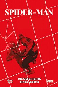 SPIDER-MAN-GESCHICHTE-EINES-LEBENS-HC-US-Life-Story-1-6-Chip-Zdarsky-HARDCOVER
