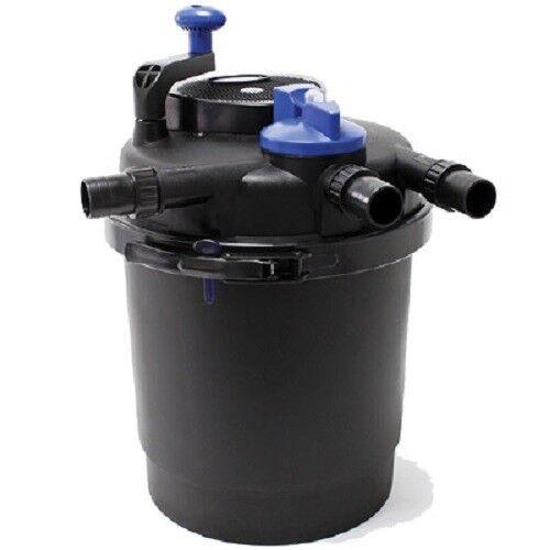 Pondxpert spinclean 4500 Pond Filtre avec 11 W Intergrated UV