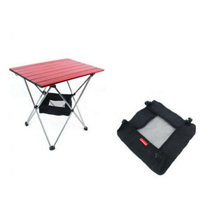 Camping-Picnic-Folding-Table-Storage-Grid-Outdoor-Kitchen-Storage-Net-Bag
