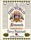 The Discworld Almanak by Bernard Pearson, Terry Pratchett (Hardback, 2004)