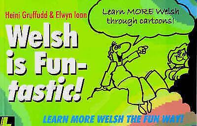 100% Waar Welsh Is Funtastic By Heini Gruffudd (paperback, 1975)