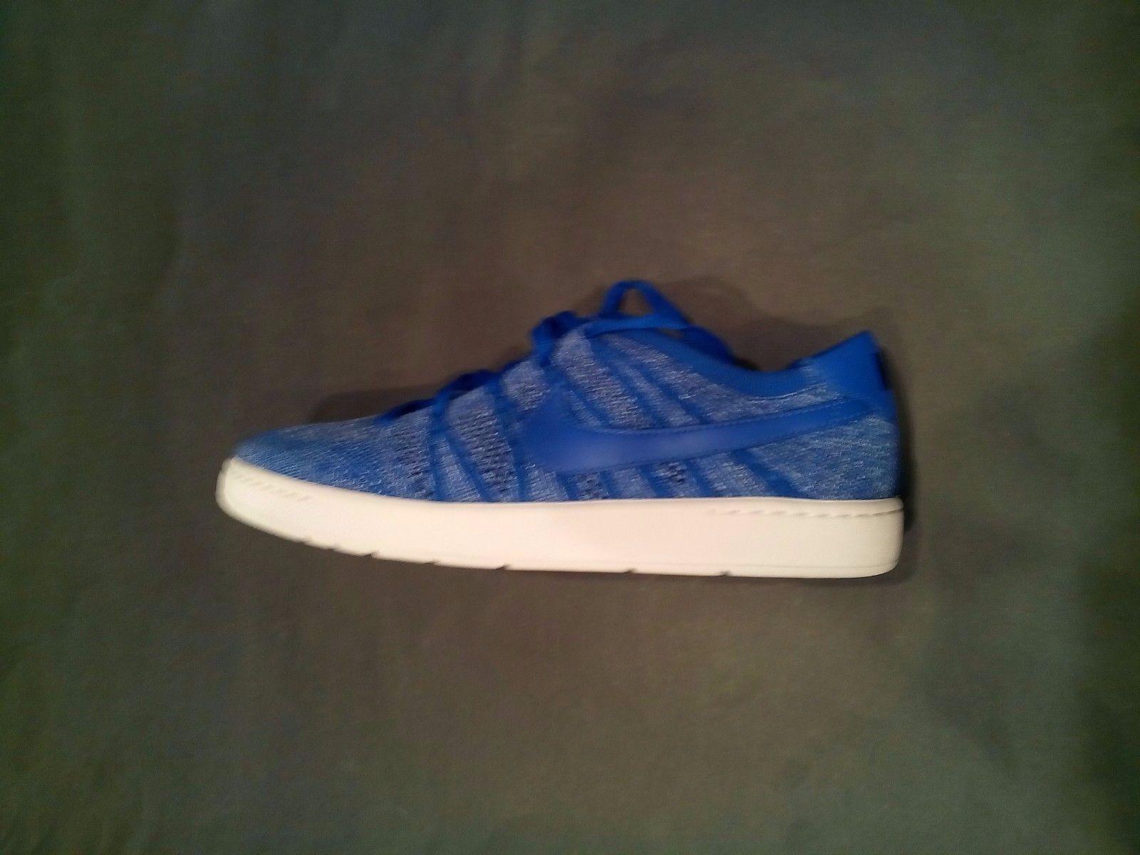 NIKE TENNIS CLASSIC ULTRA FLYKNIT Men's Shoes 830704 400 Blue White sz 10
