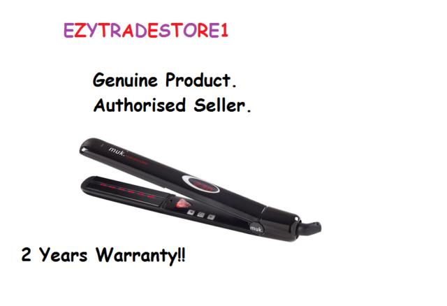 Muk 230 IR Style Stick With Infra Red, Straightener, 2 years warranty, Genuine