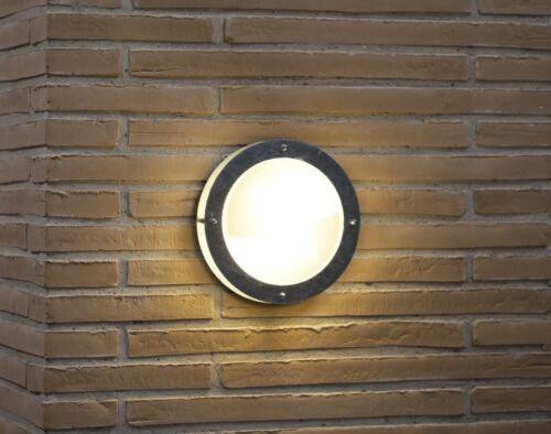Deckenleuchte Wandleuchte Malte Nordlux verzinkt IP54 Aussenleuchte E27 wall Ø24