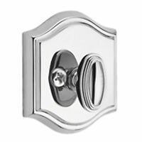 Baldwin Traditional Arch Patio Deadbolt - Multiple Finishes