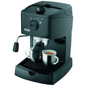 DeLonghi-EC-146-b-noir-machine-a-expresso-porte-filtre-Buse-de-moussage