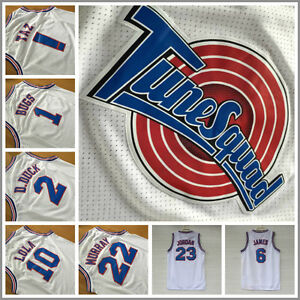 Tune-Squad-Space-Jam-Jerseys-ALL-Names-Available-MJ-BUGS-LOLA-TAZ-etc-S-3XL