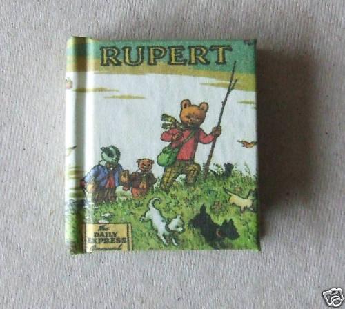 Rupert Oso anual 1955-Miniatura