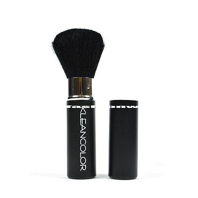 1 KLEANCOLOR Retractable Travel Blush Soft Brush CB761 MakeUp Tools