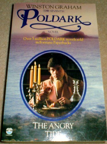 The Angry Tide: A Novel of Cornwall, 1789-1799 (Poldark 7),Win ,.9780006172192