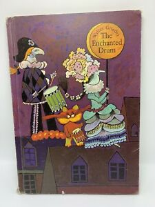 The Enchanted Drum by Walter Grieder - VINTAGE 1969 Hard Cover 1969
