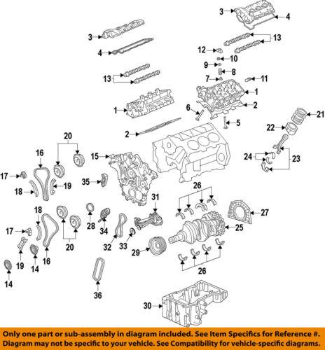 FORD OEM-Engine Cylinder Head Gasket FT4Z6051B