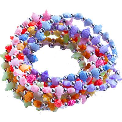 Trrtlz Elephant Classic Fashion Bracelets Kids purple Colors