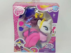 Official Hasbro My Little Pony Cutie Mark Magic Fashion Style Poney Rarity