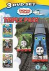Thomas The Tank Engine and Friends Triple Pack 5034217416359 DVD Region 2