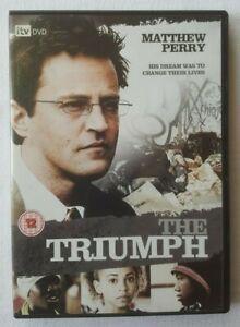The-Triumph-2006-Starring-Matthew-Perry-amp-Brandon-Smith-2009-UK-Region-2-DVD