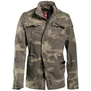 Manteau veste militaire