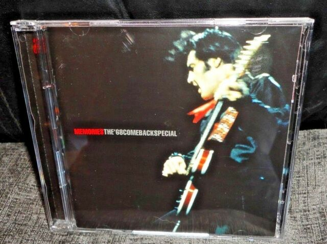 Elvis Presley - Memories The 68 Comeback Special (CD, 2-Disc) FAST & FREE