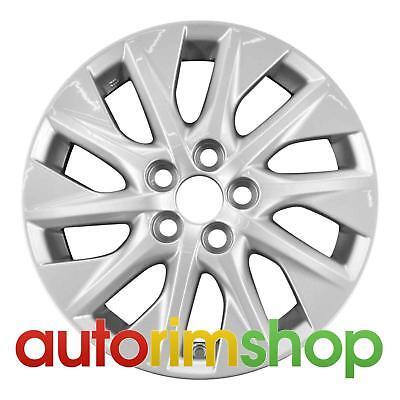 "15/"" Toyota Prius 2010 2011 2012 2013 2014 2015 Factory OEM Rim Wheel 69567 Black"