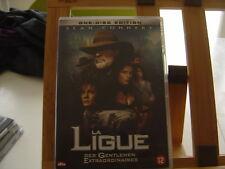 LA LIGUE DES GENTLEMEN EXTRAORDINAIRES DVD ZONE 2 BE/TBE