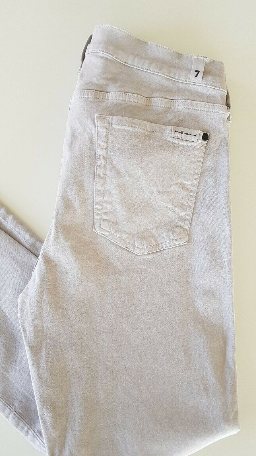 Seven for all mankind Hose grau 30