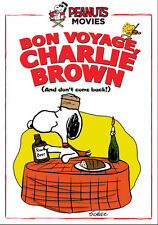 Bon Voyage, Charlie Brown (and Don't Come Back!!) (DVD,1980)