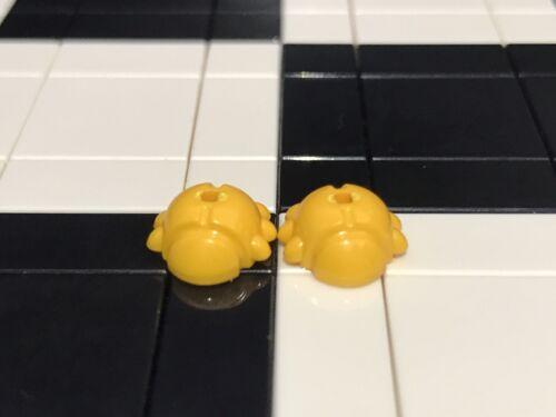 LEGO Ladybug minifigura X2//Land Animale//Cucciolo//Zoo//Wild//di ricambio