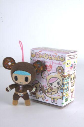 Ciambello Tokidoki Donutella Friends Mini Plush Doll Key Chain Ornament-4088
