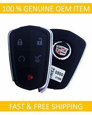 2015-2017 Cadillac SRX Keyless Remote Key Entry Fob Transmitter GM 13580800 OEM