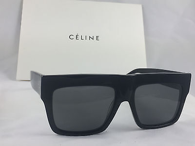 1fdc584f6a2d Celine CL 41756 S ZZ-TOP black grey polarized (807 3H) Kim ...