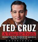 a Time for Truth CD Reigniting The Promise of America by Ted Cruz 9780062394958