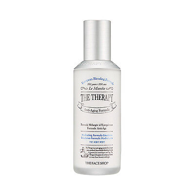 [THE FACE SHOP] The Therapy Hydrating Formula Emulsion - 130ml