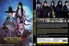 Korean Movie DVD Detective K Secret of The Living Dead (2018) Eng Sub Ship