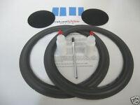Tannoy Devon / Cheviot 12 Woofer Foam Speaker Kit W/ Brush, Shims & Dust Caps