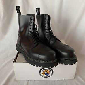 Men's Grinder Bulldog Hightop Boots - 10 Eye - Size 11