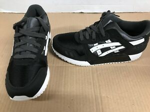 sports shoes 517b1 53632 Details about Asics Unisex Kids Gel-Lyte III GS trainers Shoes Black grey  white uk 3 eur 36