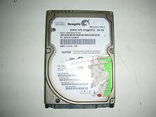 "Seagate Momentus 7200.4 250gb ST9250410AS 100537087 0006HPM1 2,5"" SATA"